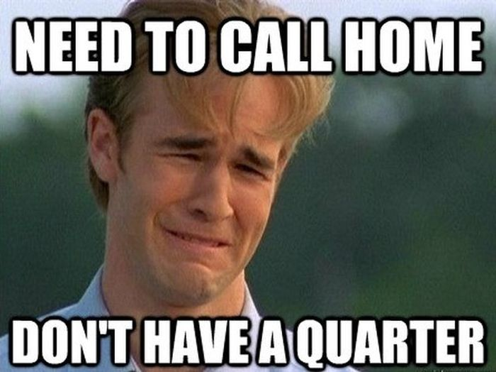 Best of the 1990s Problems Meme (24 pics)