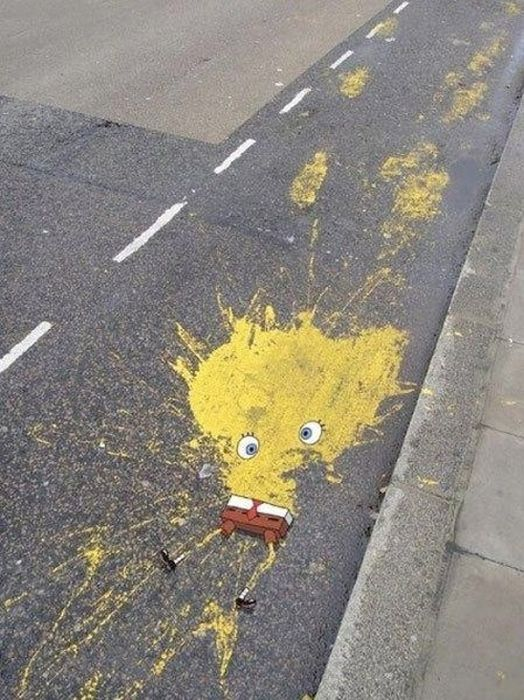 Awesome Street Art (28 pics)