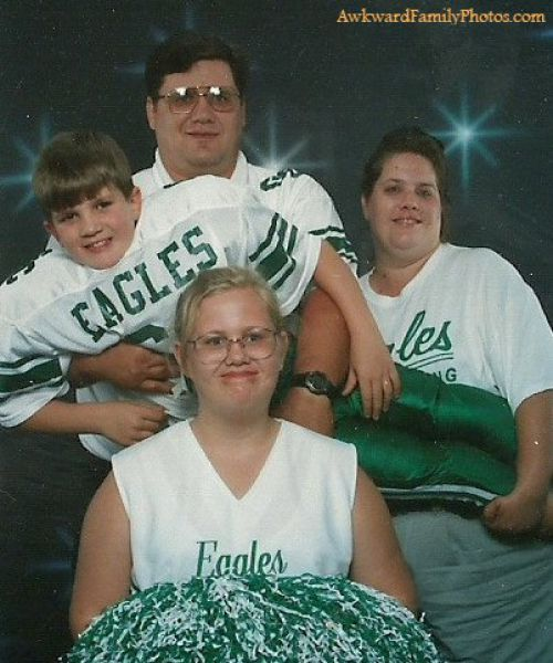 Funny Family Photos (51 pics)