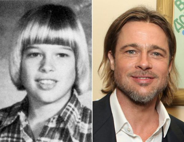 Earlier Photos of Celebrities (60 pics)