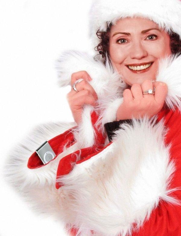 Hillary Clinton Photoshops (25 pics)