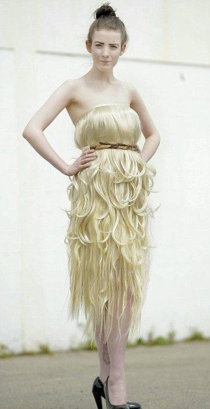 Hair Dress (3 pics)
