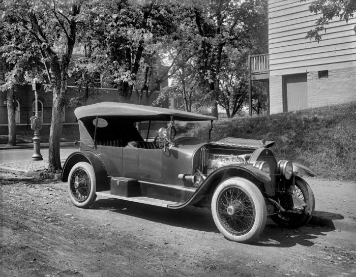 Cars of the Past (133 pics)