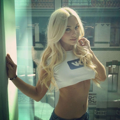 Social Network Promo Girls (20 pics)