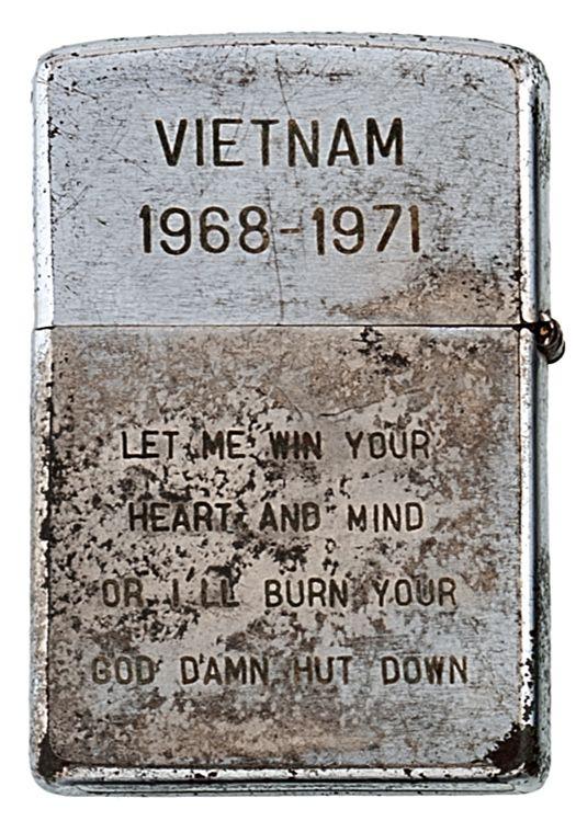 Vietnam-Era Zippos (10 pics)