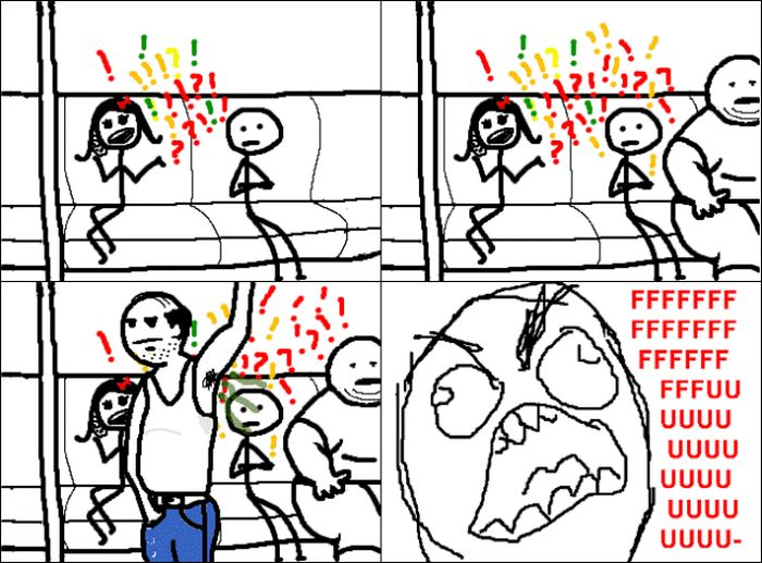 The Best of Classic Rage Comics (13 pics)
