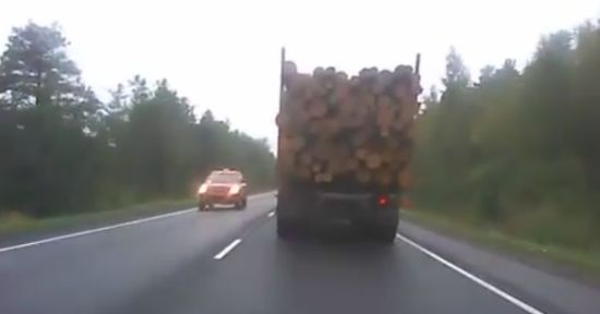 Scary Real Life 'Final Destination'