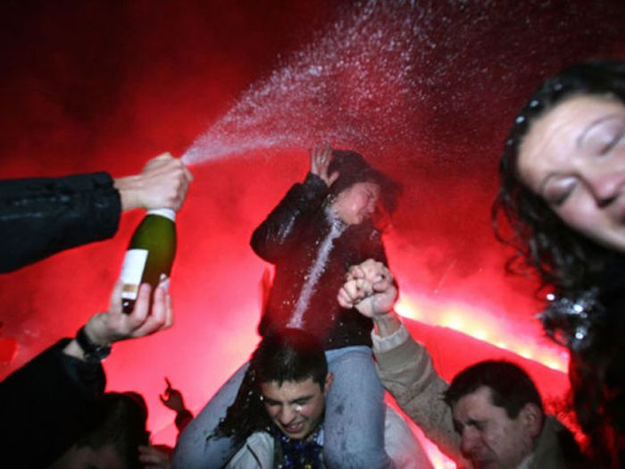 The Drunkest Countries (25 pics)