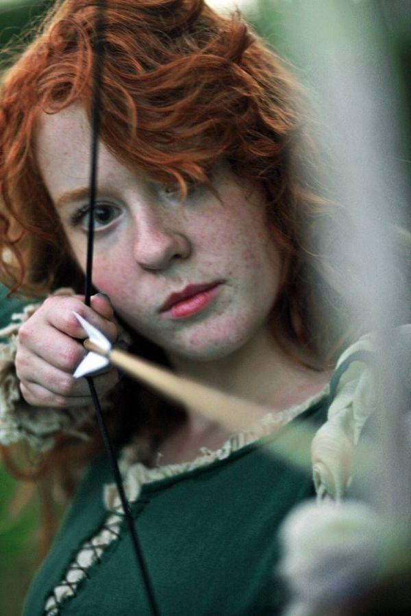 """""""Brave"""" Cosplay (3 pics)"""
