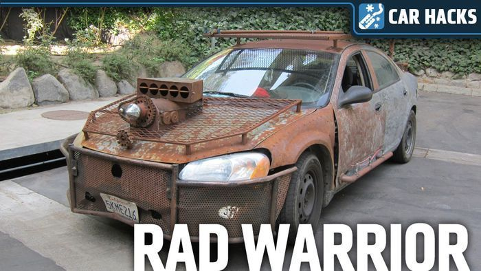 Rad Warrior. Chrysler Sebring (4 pics)