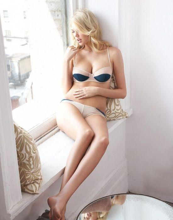 Kate Upton in Underwear (25 pics)