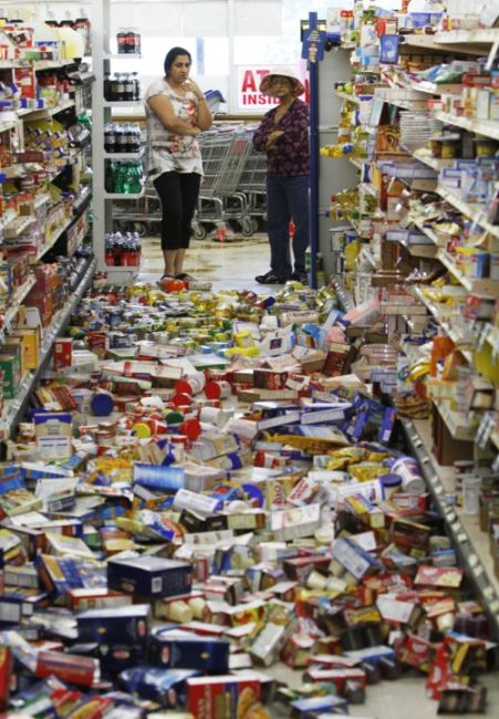 Grocery Store Mess (24 pics)
