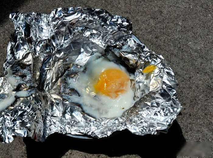 How to Cook Lunch During a Summer Heat (4 pics)