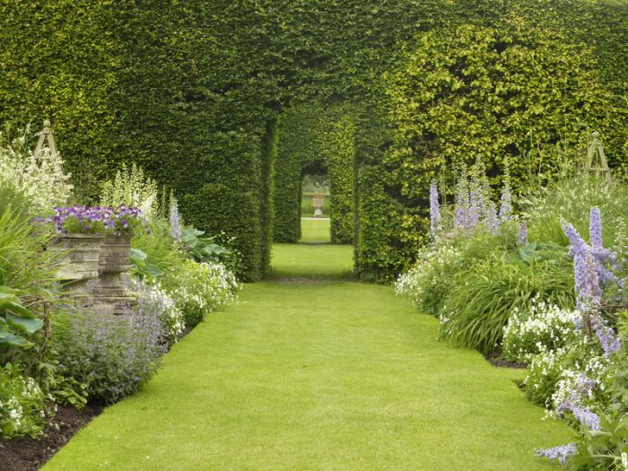 Image gallery jardines hermosos for Figuras para jardines