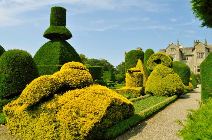 Patios, edenes jardine hermosos