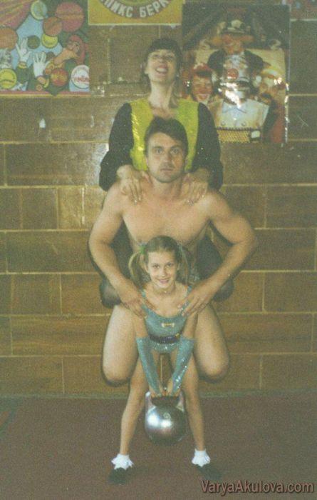 World's Strongest Girl Varya Akulova (65 pics)