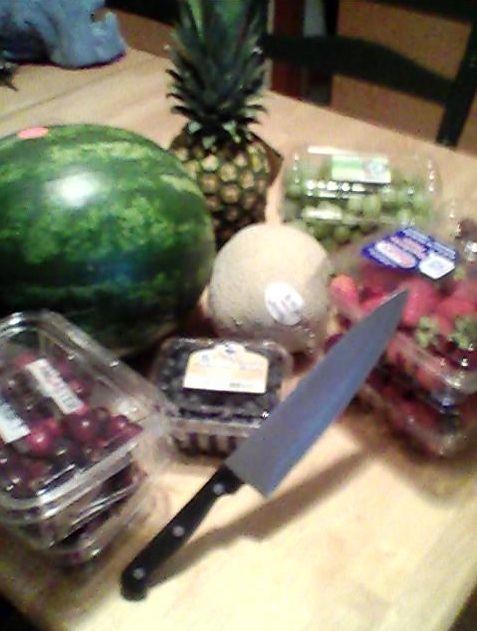 DIY Watermelon Frog Bowl (8 pics)