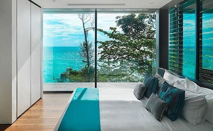 Beds with Awesome Views (36 pics)