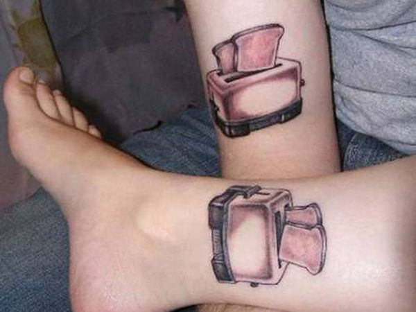 The Best Couple Tattoos (30 pics)