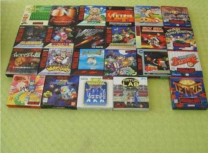 Giant Video Game Collection (13 pics)