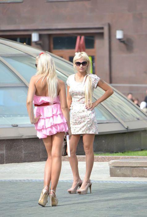 Sexy Russian Girls (40 pics)