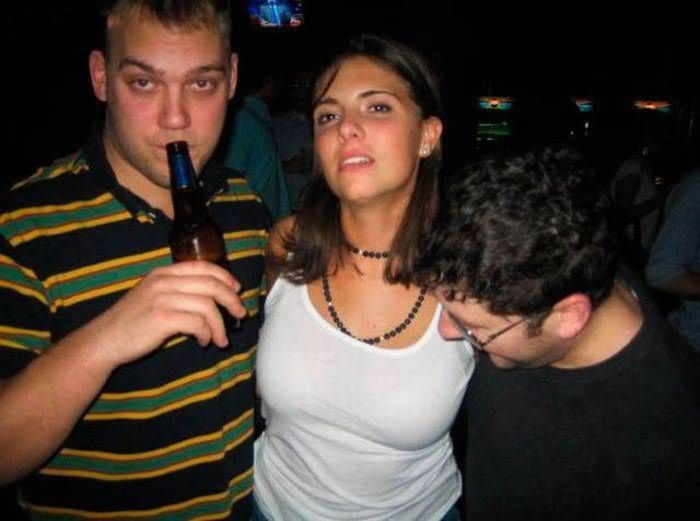 Men Caught Staring. Part 2 (37 pics)