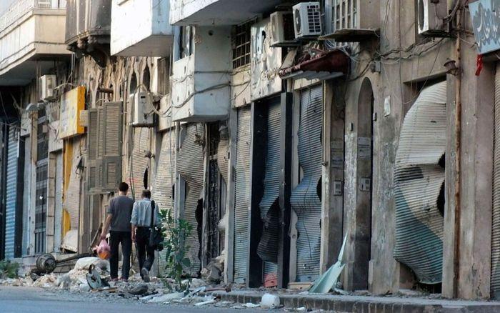 Civil War in Syria (26 pics)