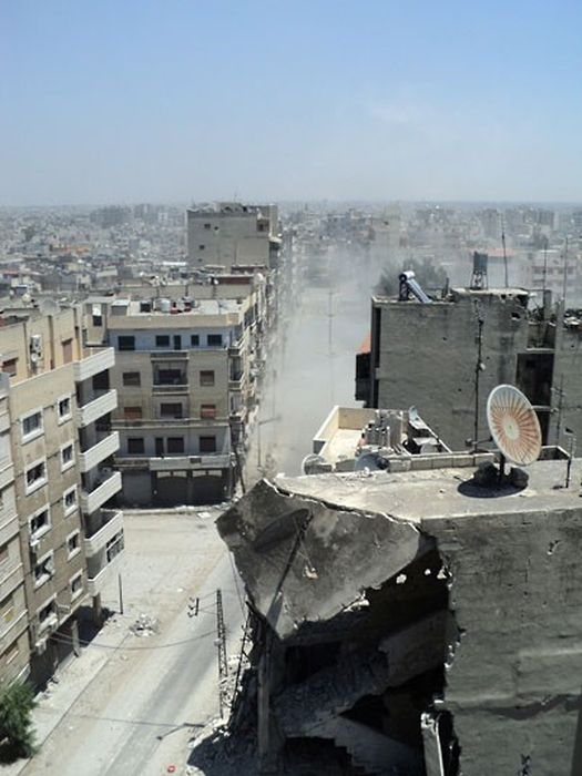 Civil War in Syria (26 pics)