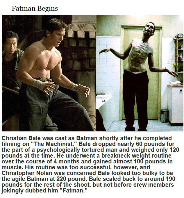 """Interesting Facts About """"Batman Begins"""" (20 pics)"""