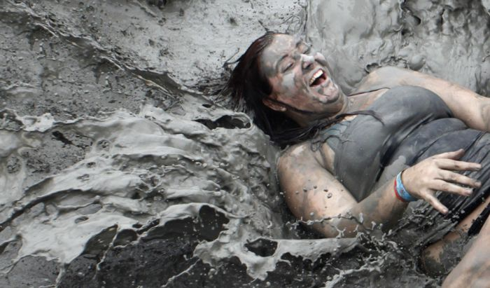 The Boryeong Mud Festival 2012 (21 pics)