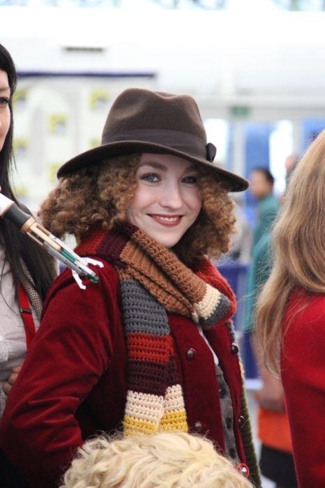 Chicas cosplay en la Comic-Con 2012. Crossplay_09