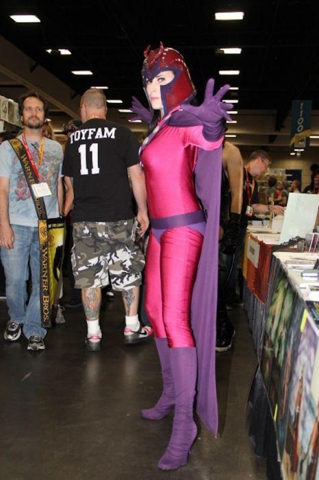 Chicas cosplay en la Comic-Con 2012. Crossplay_25