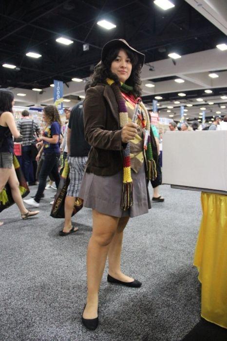 Chicas cosplay en la Comic-Con 2012. Crossplay_34