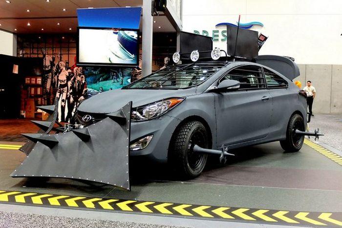 Hyundai's Zombie Survival Machine (10 pics)