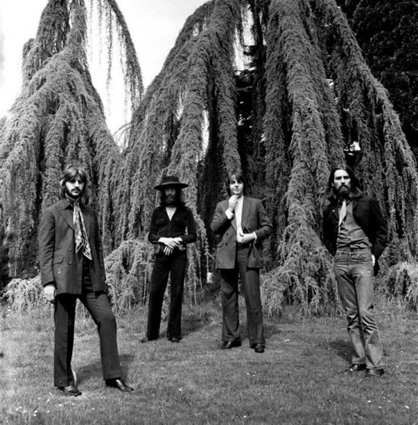 The Beatles, August, 1969 (5 pics)