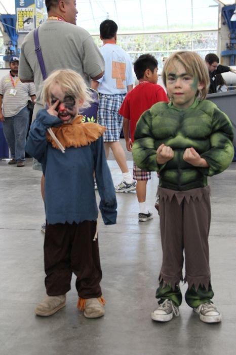 Cosplay Kids (29 pics)