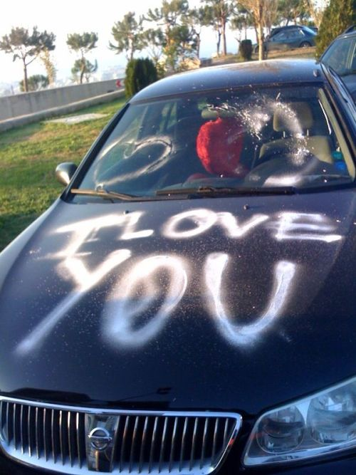 Bad Ways to Say I Love You (10 pics)