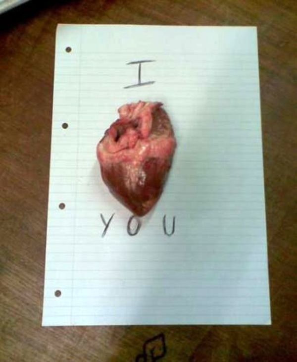 Bad Ways to Say I Love You (10 pics)