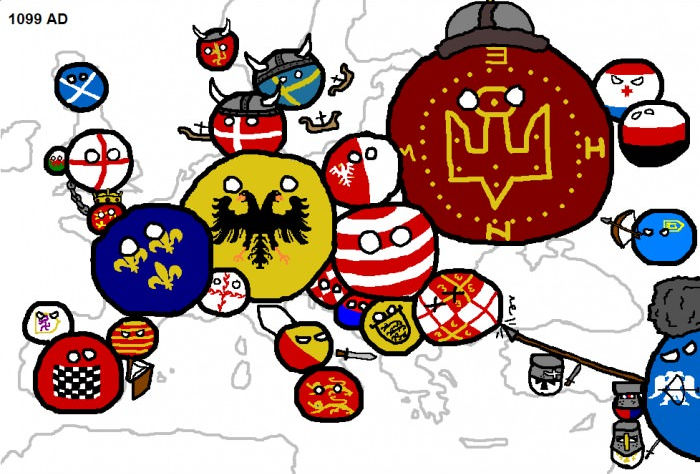 History of Europe (16 pics)
