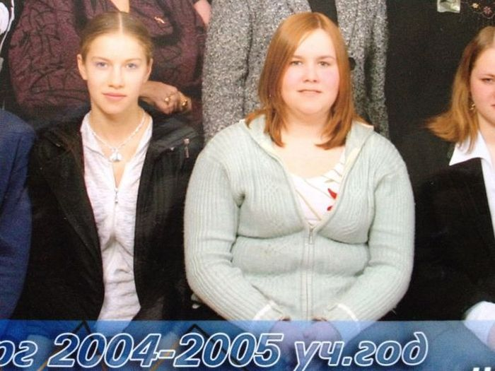 Weight Loss Success Story of a Russian Girl (27 pics)