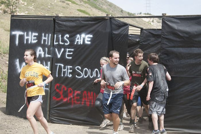 Run For Your Lives Zombie 5K (82 pics)
