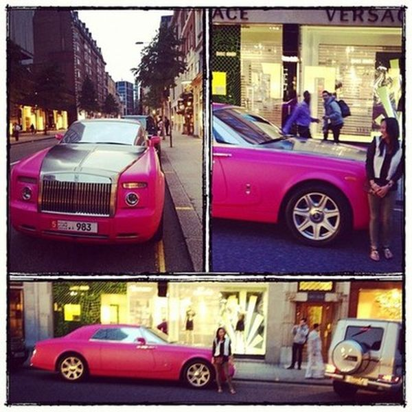 The Rich Kids Of Instagram (27 pics)