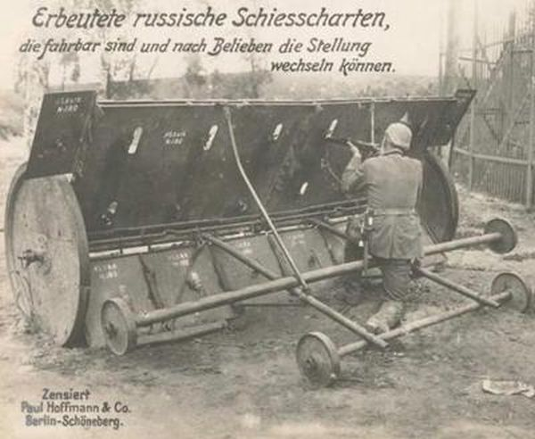 The Strangest Weapons of WWI (42 pics)