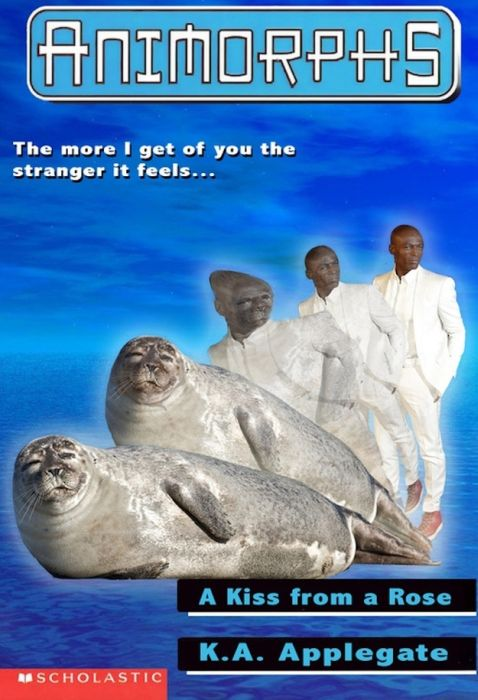 The Best Of The Animorphs Meme (13 pics)