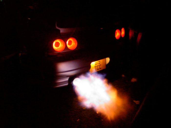 Exhaust Backfires (41 pics)