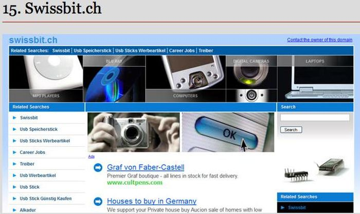 Unintentionally Inappropriate Domain Names (30 pics)