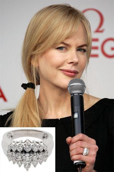 Rings of Celebrities (45 pics)