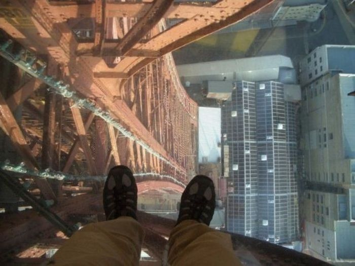 People Who Love Heights (46 pics)