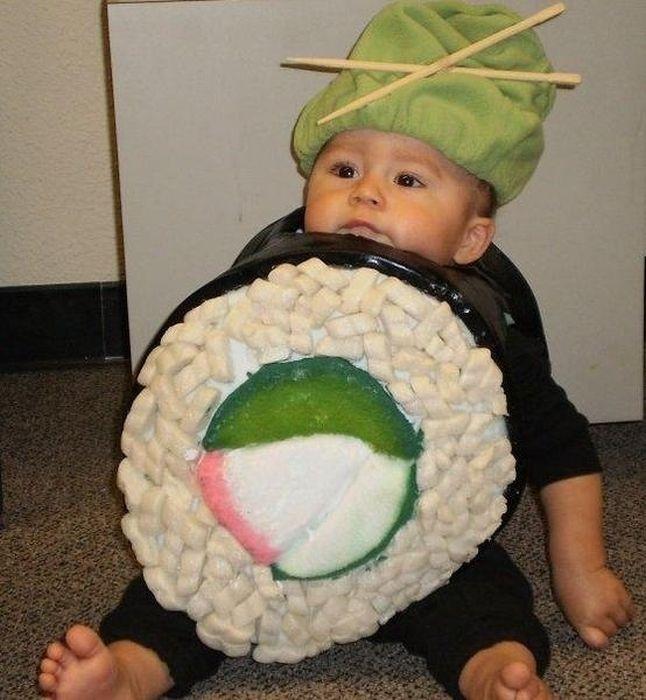 Babies Dressed As Food (30 pics)