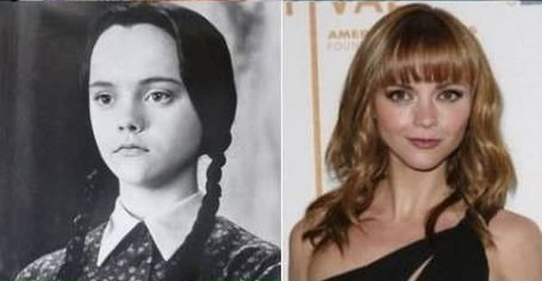 Stars Then and Now (34 pics)